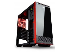 Herní PC AMD FX 6core/ 8GB/ Nvidia GTX 1050Ti 4GB/ 1TB/ DVDRW/ 450W
