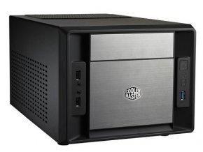 AKCE Mini herní PC Intel i5 Kabylake/ 8GB/ Nvidia GTX 1050Ti 4GB/ 1TB SSHD/ 550W
