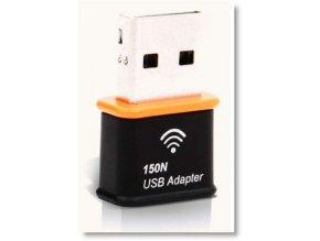 Bezdrátový USB WIFI adaptér 150Mbps, mini provedení
