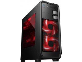 TRHÁK Herní PC AMD FX4/ 8GB DDR3/ Nvidia GTX 1050Ti 4GB/ 1TB/ 450W
