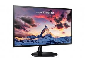 "SAMSUNG MT LED LCD 24"" S24F350 - PLS, 1920x1080, HDMI"
