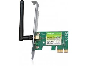 WIFI k PC - TP-Link PCI WIFI adapter 802.11n/150Mbps