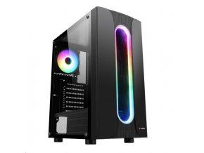 Herní PC AMD Ryzen 3 1200/ 8GB DDR4 / Nvidia GT 1030 2GB/ 1TB/ 400W