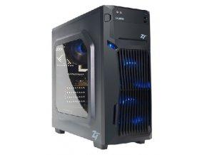 Herní PC Intel i7 8700/ 8GB/ Nvidia GT 1030 2GB/ 2TB/ DVDRW/ 450W