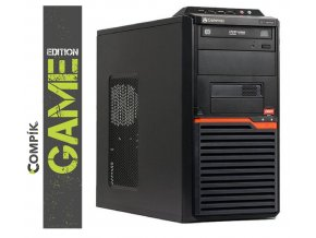 Herní PC Acer DT55 AMD Phenom II X4/ Nvidia GT 1030 / 8GB / 250GB/ DVDRW/ W7/10 Pro