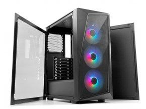 Herní PC Lenovo s Intel i5-4570/ Nvidia GTX 1660 6GB/ 16GB/ 500GB/ 550W/ W7/10