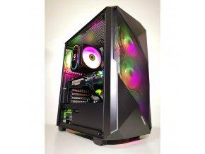 Herní PC Lenovo s Intel i5-4570/ Nvidia GTX 1650/ 8GB/ 500GB/ W7/10