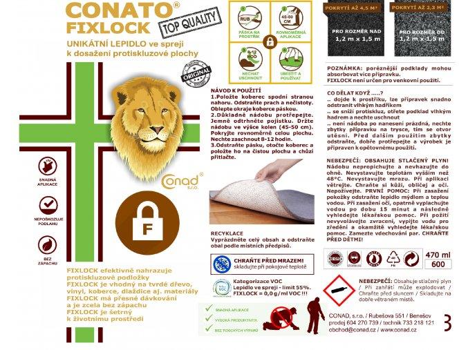 CONATO FIXLOCK