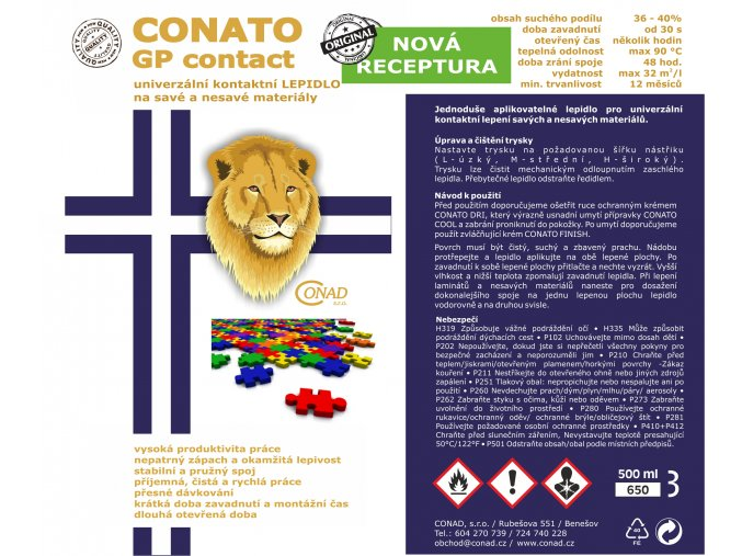 1.CONATO GP NEW