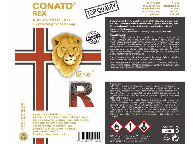 1.CONATO REX