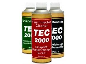 TEC2000 Fuel Set