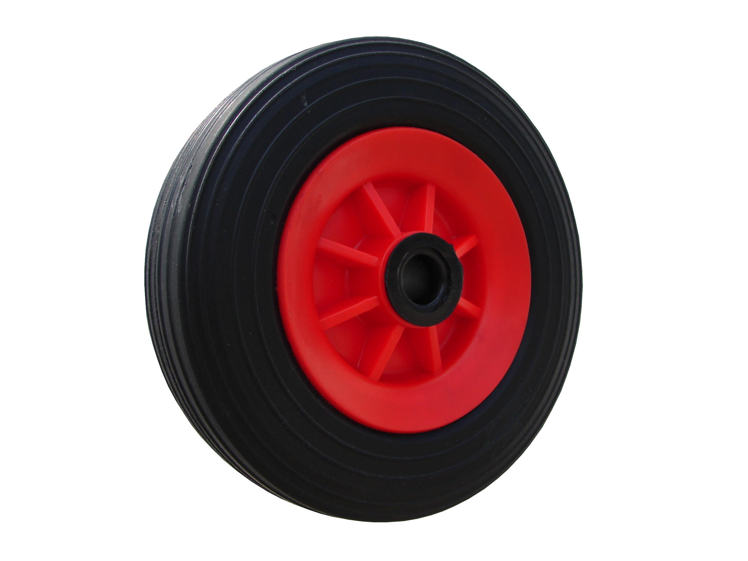 Kolečka s plastovým diskem serie 2000