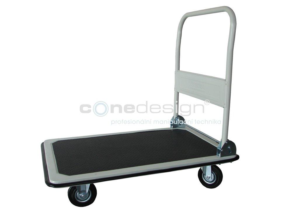 Plošinový vozík skládací 51024,03