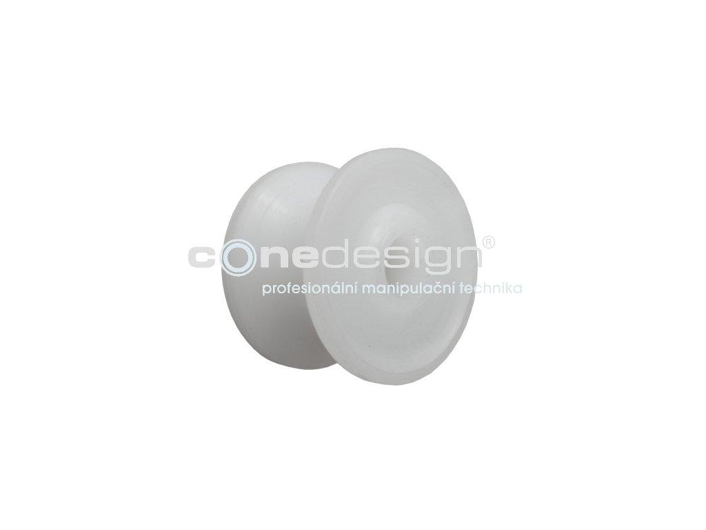Kladka polyadmidová s rádiusem s kluzným uložením 87044-01