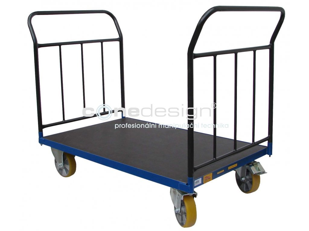 52711 04 trolley truck plosinovy manipulcni vozik skladovy