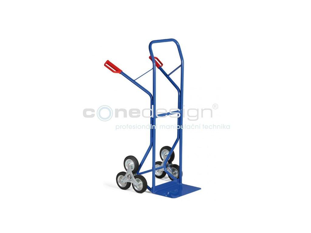 Rudl schodišťový - SUPER ERGONOMICKÝ - 250 kg 12107-01
