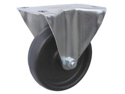 Kolečko pevné pro vysoké teploty 46080-15