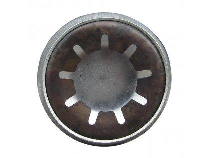 Zajišťovací klobouček pro osu 20 mm 10001-01