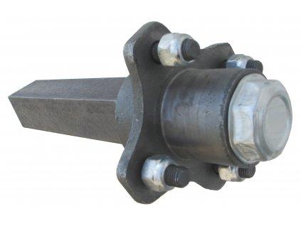 Náprava na přívěs s nábojem 750 kg 89001,03