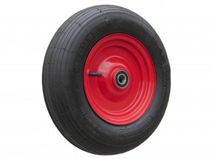Kolečko 4,00-8 200 kg 3865-01  Palcový rozměr 16 x 4.00 -8