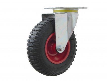 Kolečko otočné 2,50/2,80-4 130 kg 16210-11  Průměr 210 mm