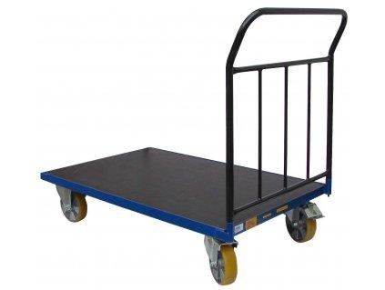 52711 03 trolley truck plosinovy manipulcni vozik skladovy