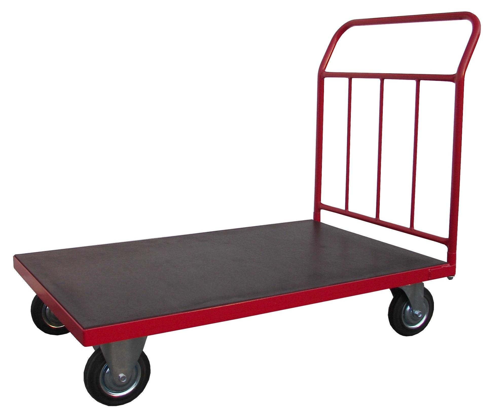 Plošinové vozíky PROFI