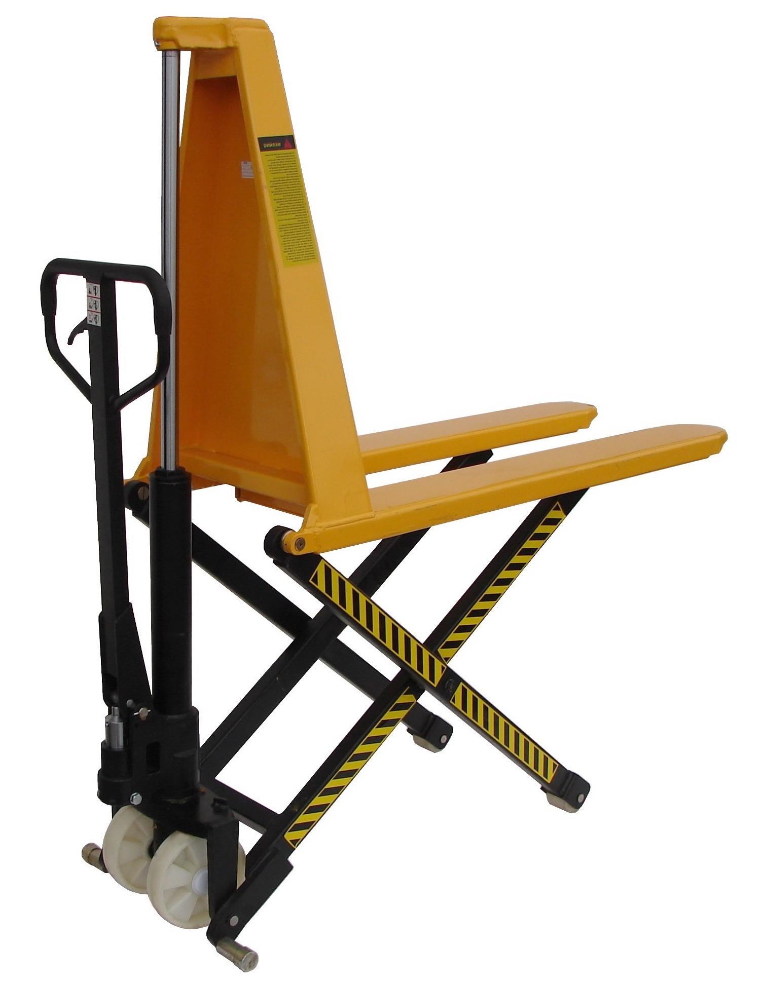 Paletové nožnicové vozíky