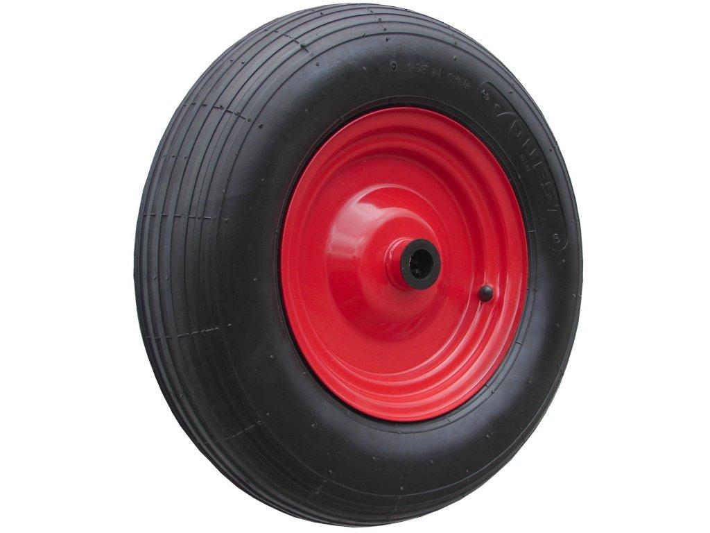 Koliesko 4,00-8 200 kg 3863-05  Palcový rozměr 16 x 4.00 -8