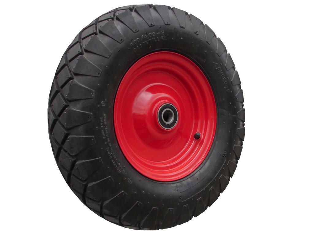 Koliesko 4,00-8 200 kg 3864-02  Palcový rozmer 16 x 4.00 -8