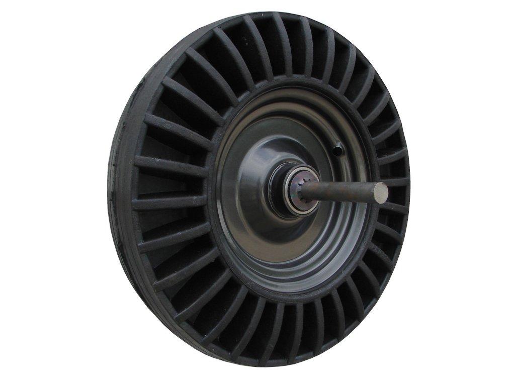 Koliesko priemer 400 mm 250 kg 1019-22