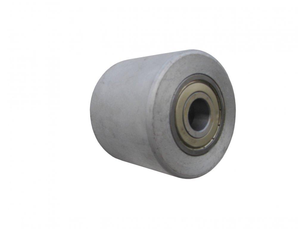 Kolečko zadní celohliníkové průměr 82 mm 2000 kg 14082-06