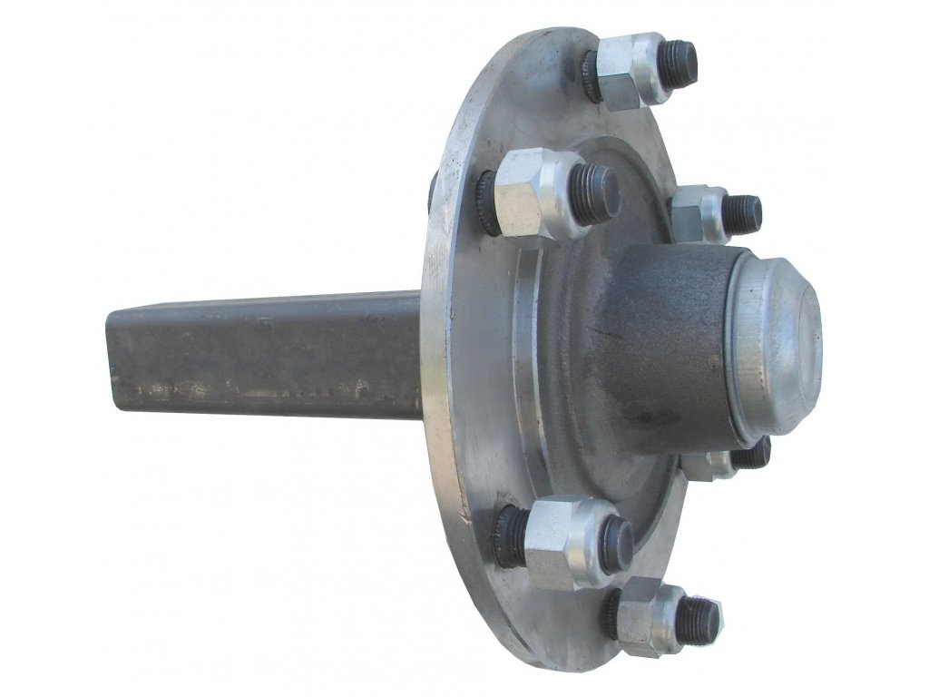 Náprava na príves s nábojom 1650 kg 89001-06