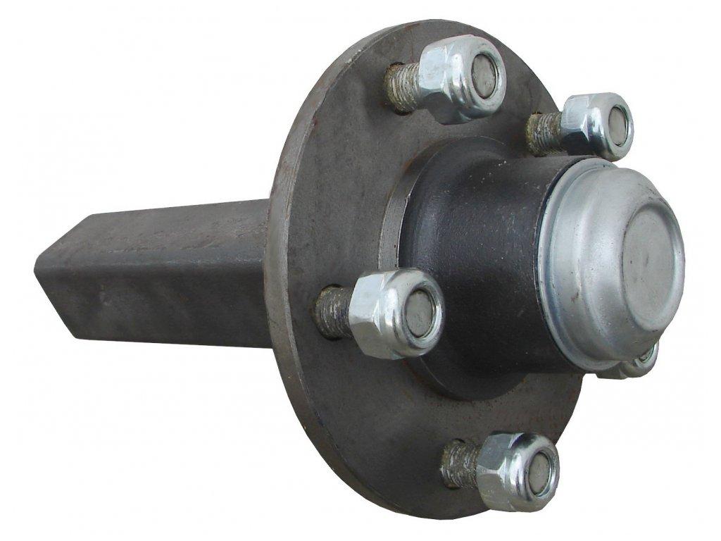 Náprava na príves s nábojom 1650 kg 89001-07