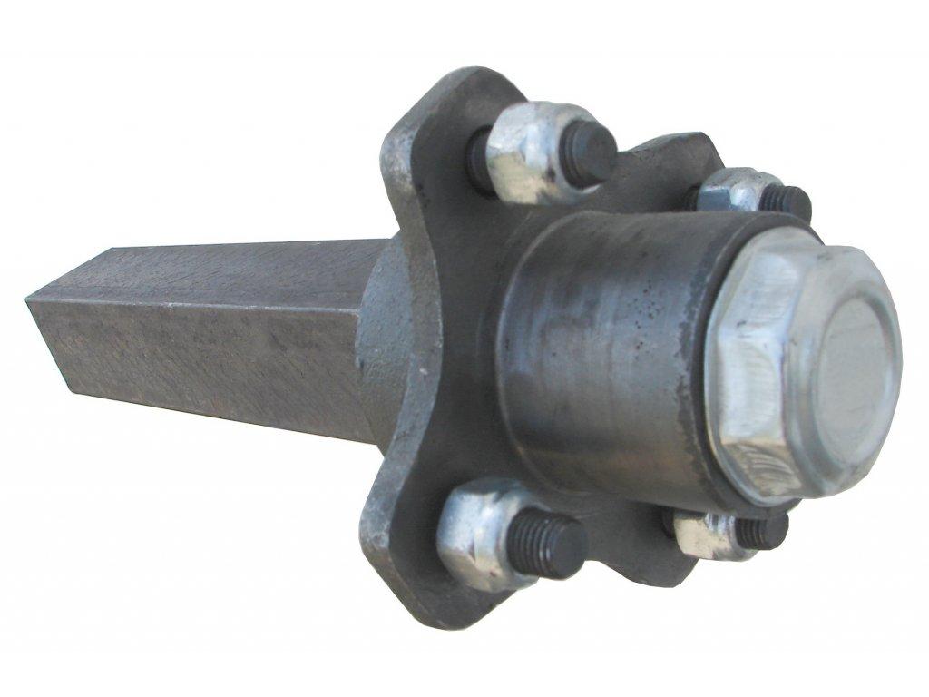 Náprava na príves s nábojom 750 kg 89001-03