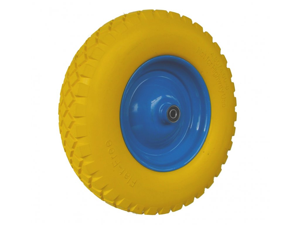 Koleso nepropíchnutelné 400 mm 5019-01