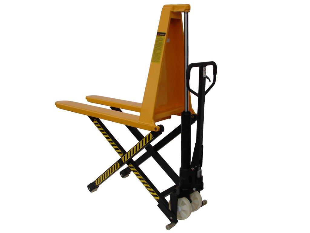 Paletový nožnicový vozík 1150 mm 1000 kg 27501-05