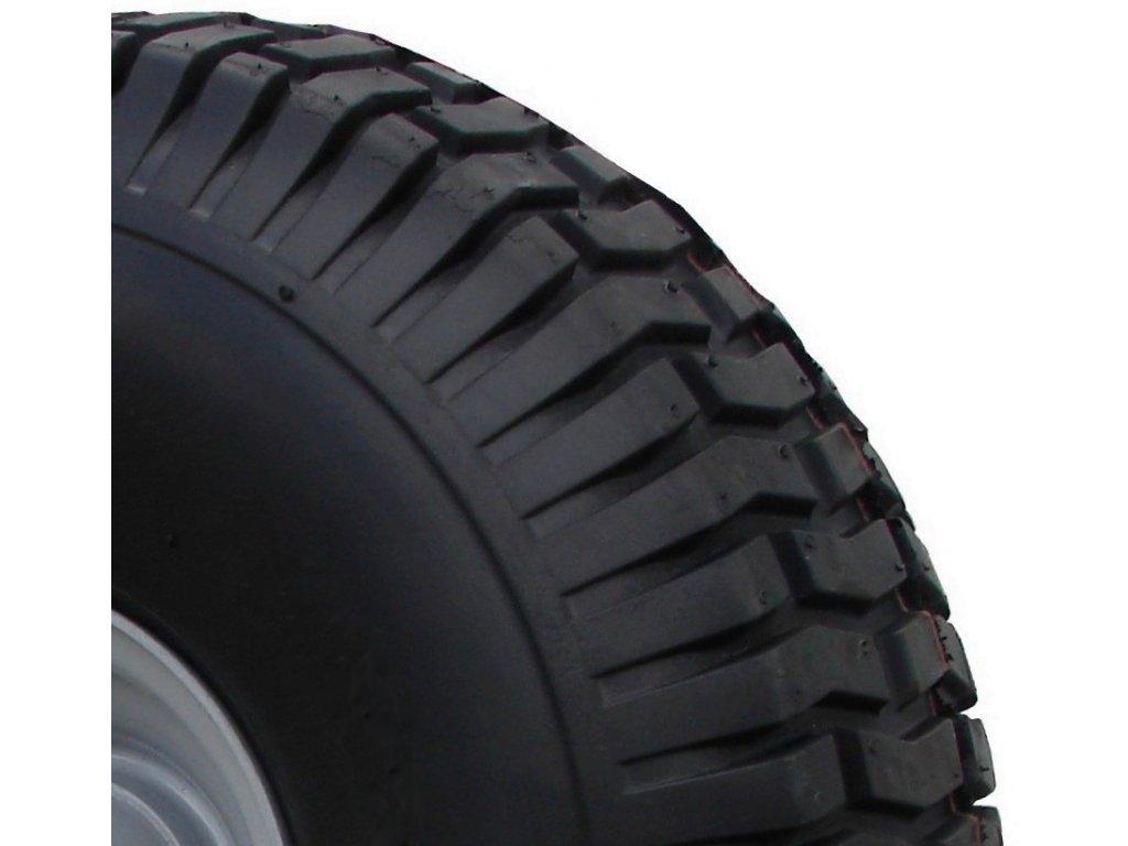 Pneu pro zahradní techniku - Dezén Travní C10 (Rozměr pneu 16x6.50-8, Počet pláten 4)