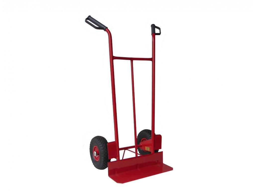 Rudla univerzálna 200 kg, nafukovacia kolesa 12314-01