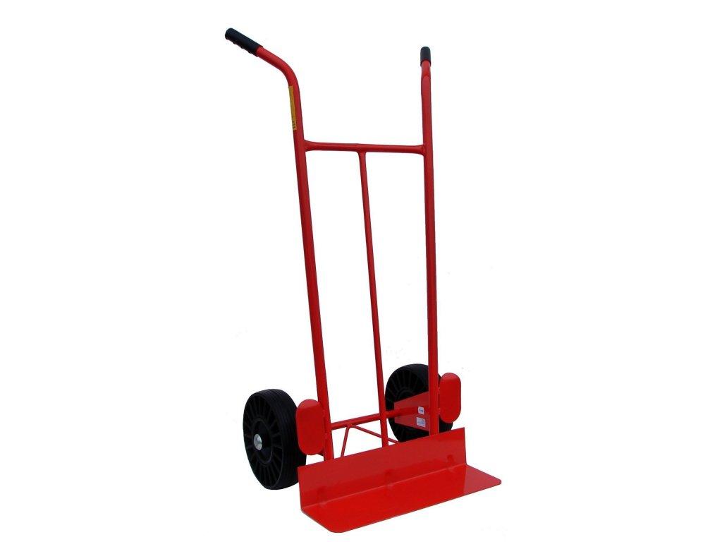 Rudla univerzálna PROFI 250 kg 12001-06  Plná kolesa