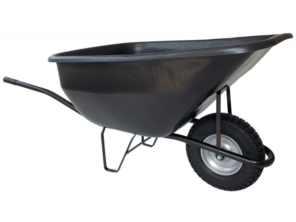 98103 06 zahradni kolecko 210l wheelbarrow ball bearing