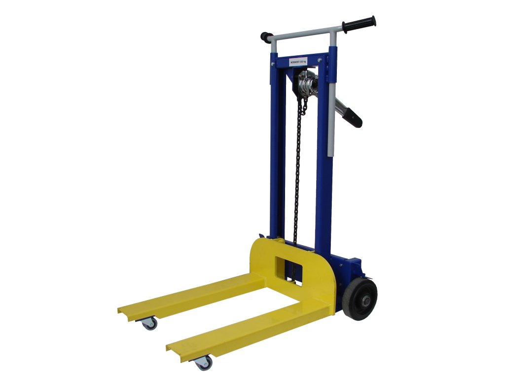 Zdvíhací vozík lyžiny 625 mm 250 kg 27070-00