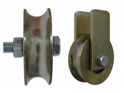 Kladka typ U s úchytem priemer 79 mm 200 kg 95079-22