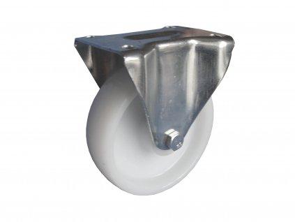 KOLEČKO PEVNÉ, POLYAMIDOVÉ 45080-14 (Průměr kola (mm) 200, Nosnost (kg) 180, Rozteč otvorů (mm) 80 x 107)