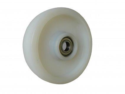 Kolečko přední polyamidové průměr 200 mm 800 kg 14200-04
