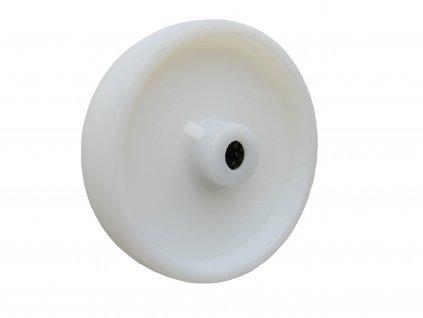 KOLEČKO SAMOSTATNÉ, POLYAMIDOVÉ 45080-01 (Průměr kola(mm) 200, Nosnost(kg) 180, Průměr/délka náboje(mm) 20/60)
