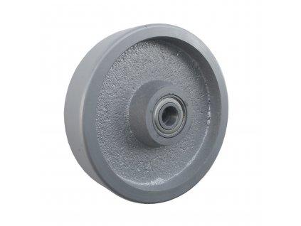 Kolečko samostatné, vysoká nosnost 48080-03 (Průměr kola(mm) 200, Nosnost(kg) 1200, Průměr/délka náboje(mm) 20/60)