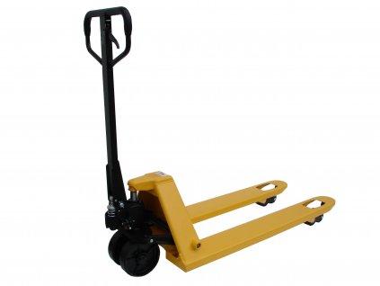 Paletový vozík PREDĹŽENÝ 2000 kg 1500 mm 27075-21