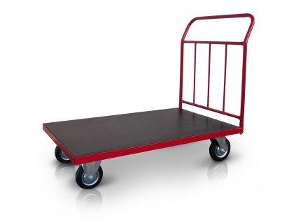 52711 01 trolley truck plosinovy manipulacni vozik skladovy