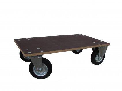Plošinový vozík bez madla 920 x 520 250 kg 51025-01